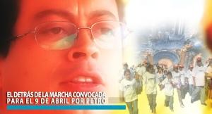 EL DETRÁS DE LA MARCHA CONVOCADA PARA EL 9 DE ABRIL POR PETRO
